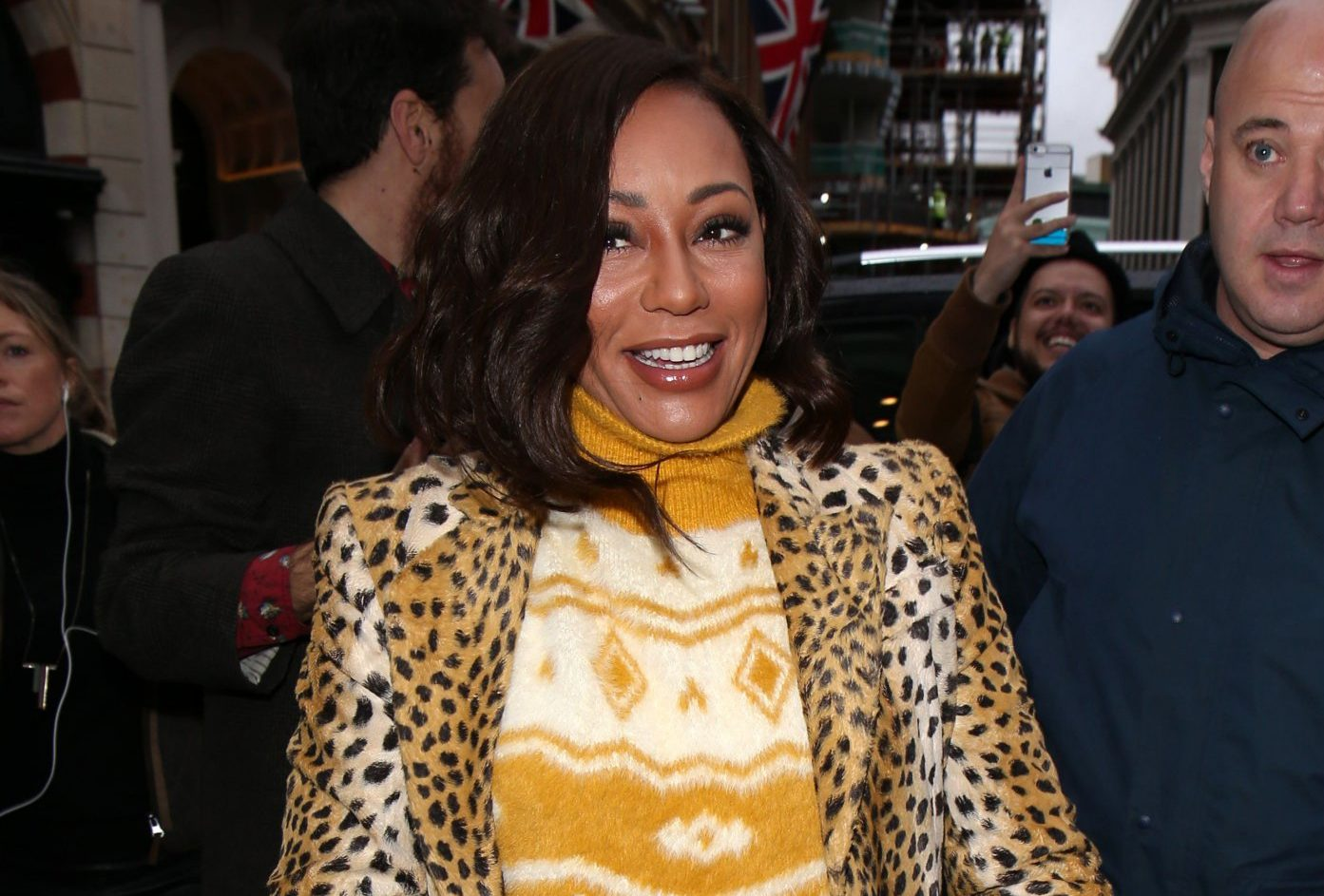Mel B insists she's 'quite rich' after joking she needs Spice Girls money the most