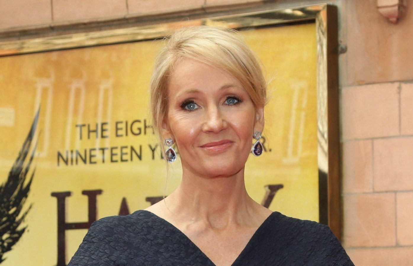 File photo dated 30/07/16 of JK Rowling. Fans celebrated the birthdays of the author and her most famous creation, Harry Potter.