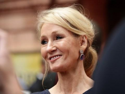 JK Rowling still rolling in it as Harry Potter books make £33million in royalties