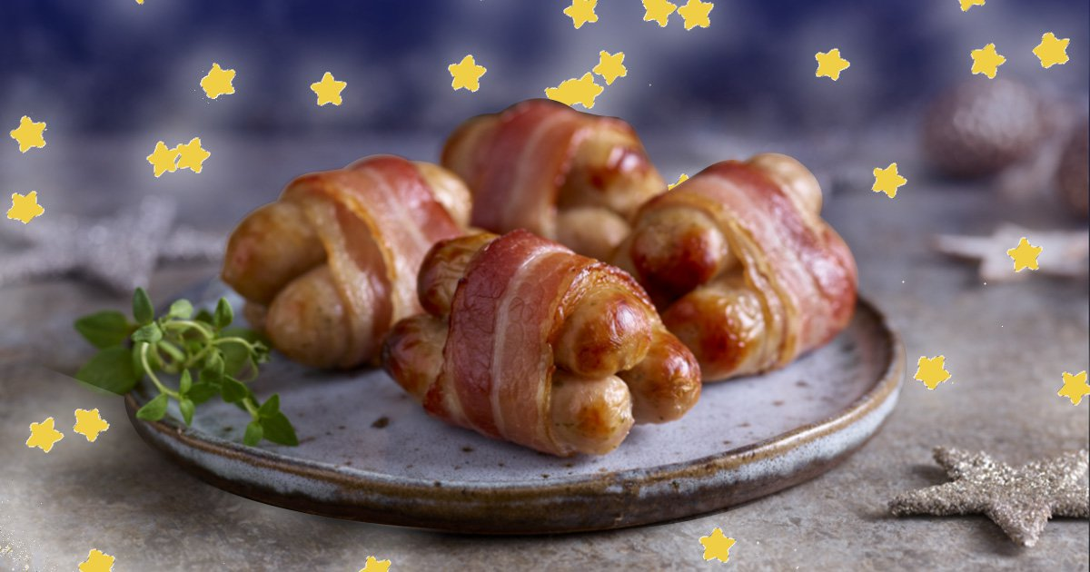 Aldi Will Be Selling Triple Pigs In Blankets This ChristmasAldi