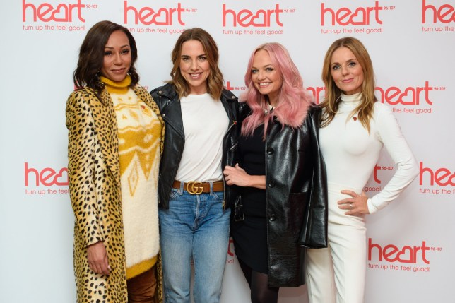 Spice Girls considering lyric change for problematic songs ahead of