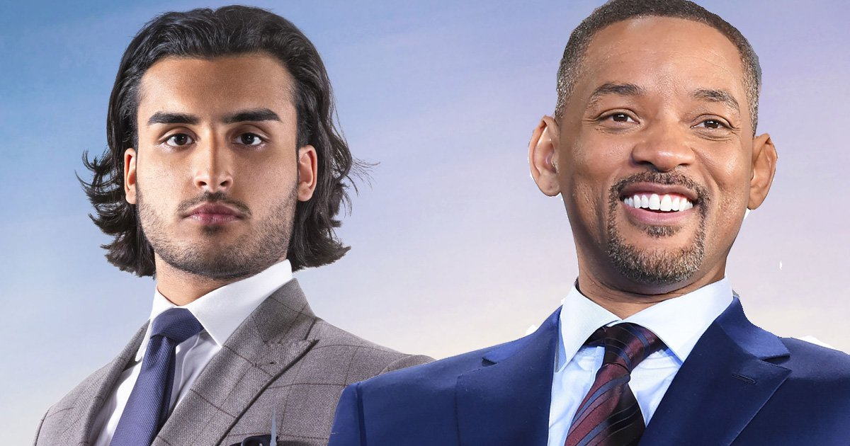 The Apprentice candidate Kurran Pooni is appearing alongside Will Smith in the Aladdin reboot: 'It was an amazing experience'
