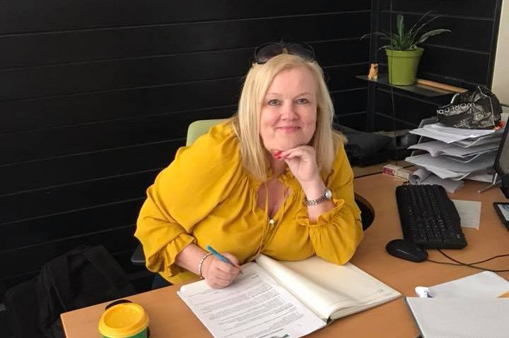CEO of Humanity Torbay, Ellie Waugh