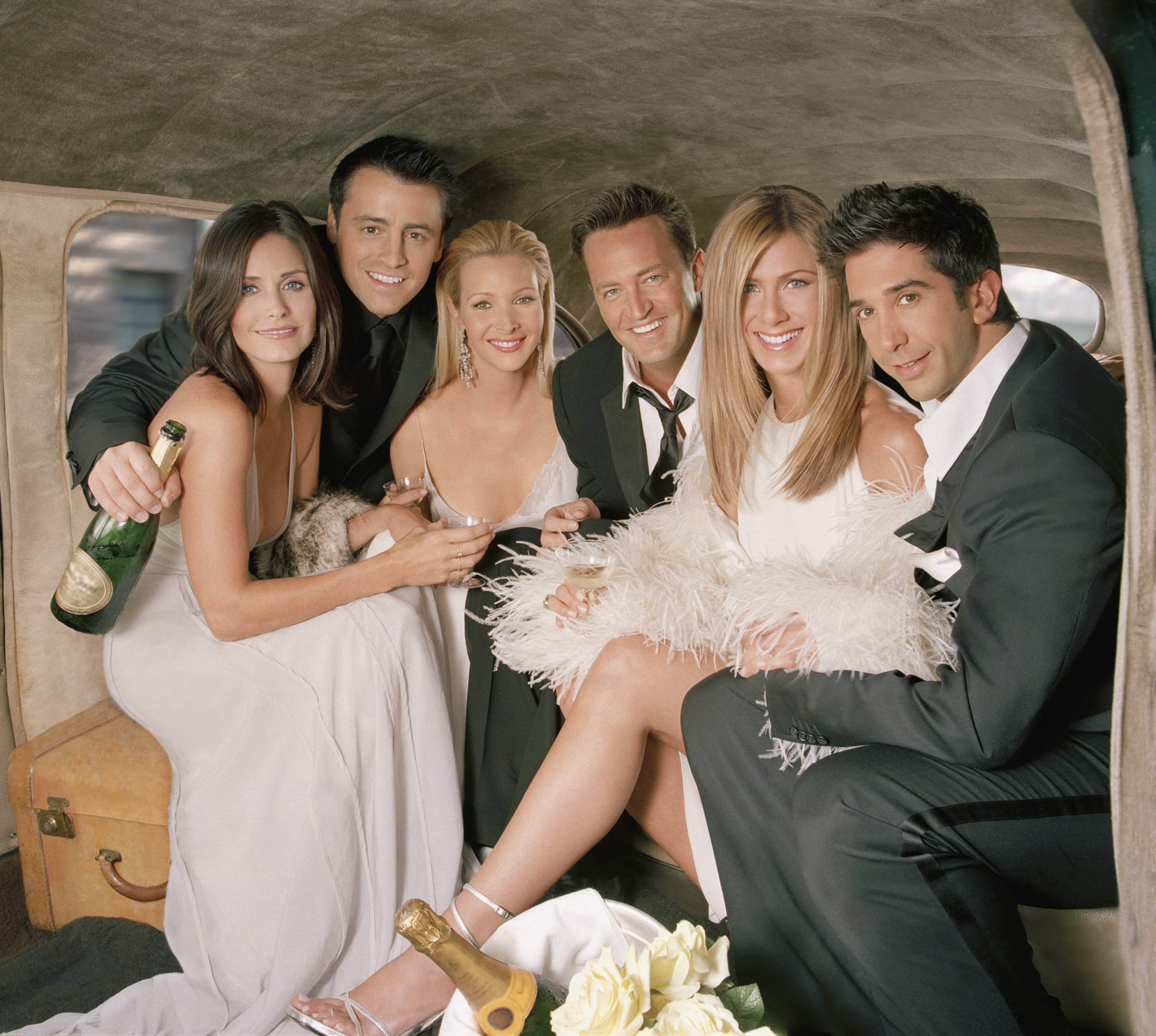 Friends cast are still getting paid $20 million a year thanks to re-runs and we're not jealous at all