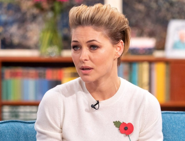 Editorial use only Mandatory Credit: Photo by Ken McKay/ITV/REX (9970775ax) Emma Willis 'This Morning' TV show, London, UK - 08 Nov 2018 EMMA WILLIS: ?WORKING ON THE MATERNITY WARD IS MY TOUGHEST CHALLENGE YET? She?s swapped the adrenaline rush of live television to experience live action of an entirely different kind, as Emma Willis takes on the maternity ward in her new series ?Emma Willis: Delivering Babies?. For ten weeks Emma takes on life as a Maternity Care Assistant working 13 hour days cleaning beds, making tea and monitoring the new Mums. But life on the ward takes its toll on Emma as she is forced to relive her own traumatic birthing experience. Emma joins us to talk babies, feeling broody and why she?s finally lived out her dream job.