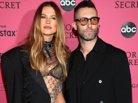 Victoria's Secret model Behati Prinsloo opens up about her experience with postpartum depression