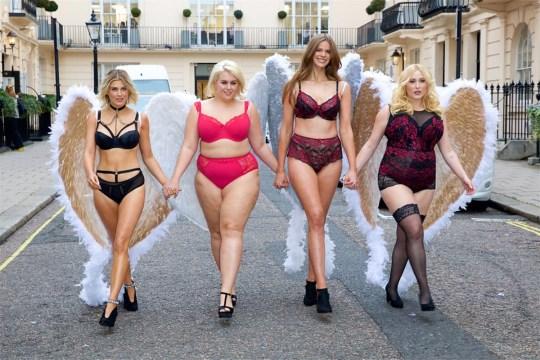 9bdddd477 The feminist defense for the Victoria Secret show METRO GRAB taken from   https