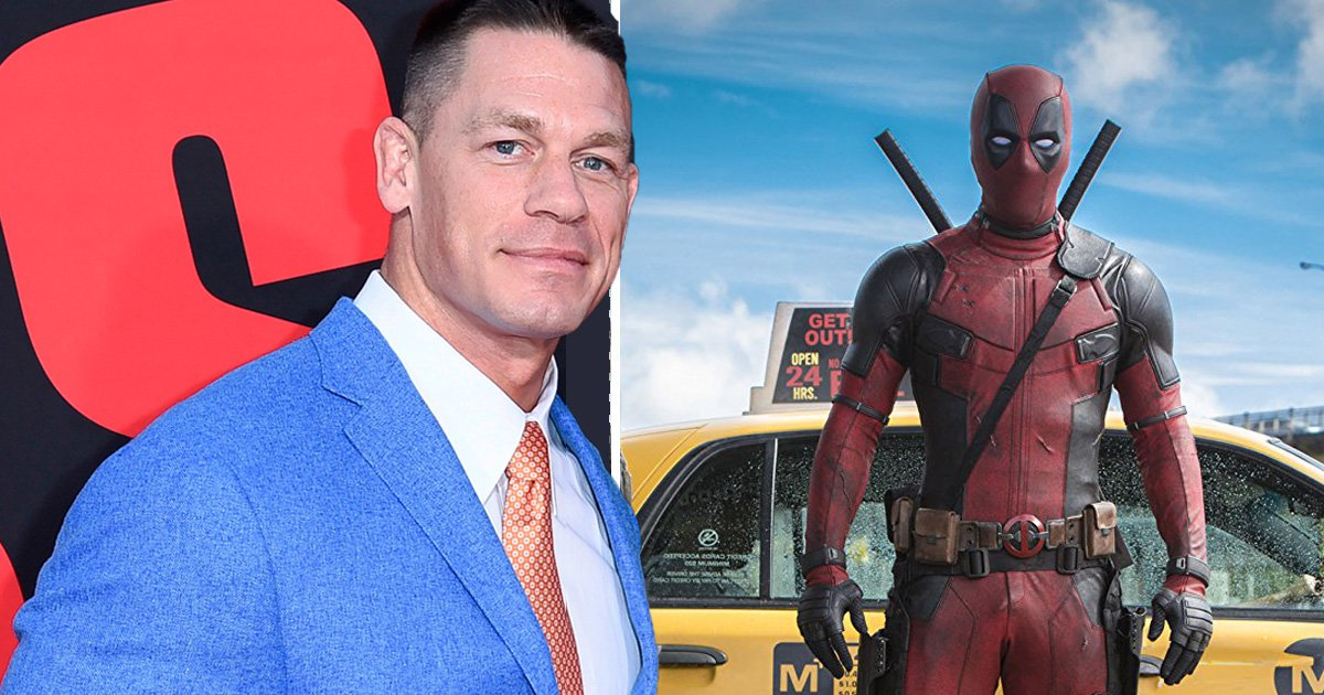 Deadpool creator teases image of John Cena as Captain America after wrestler hints at role