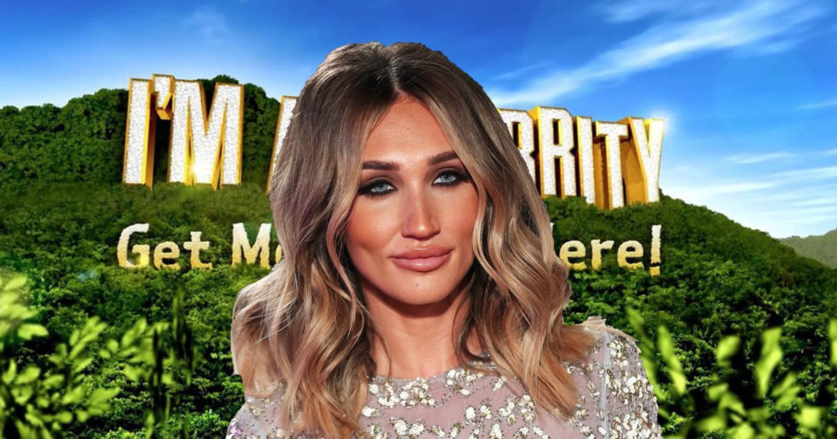 Megan McKenna 'in last-minute talks to join I'm a Celebrity' after Kate Garraway drops out