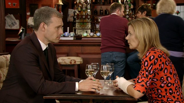 Coronation Street: Nick Tilsley's lies catch up with him over Carla