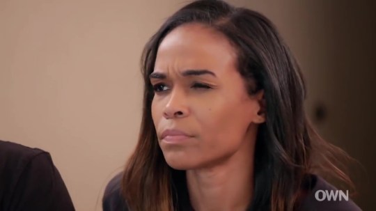 Michelle William's Fianc? Gets Upset When She Brings Up Race, Retaliates With Comment About Her Mental Health Struggles Picture: OWN METROGRAB