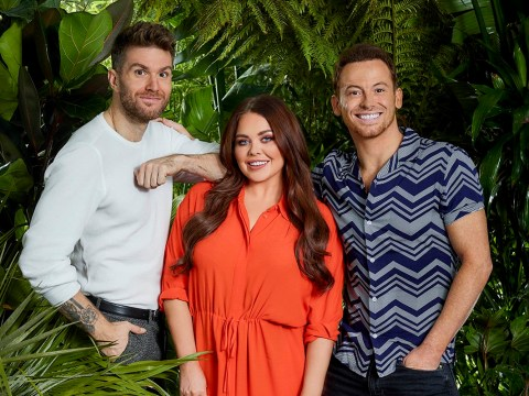 Scarlett Moffatt joined by lads Joe and Joel for Extra Camp as she admits she is sick of the testosterone