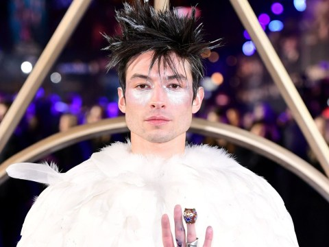 Ezra Miller argues Fantastic Beasts are 'non-binary people' as he challenges their gender