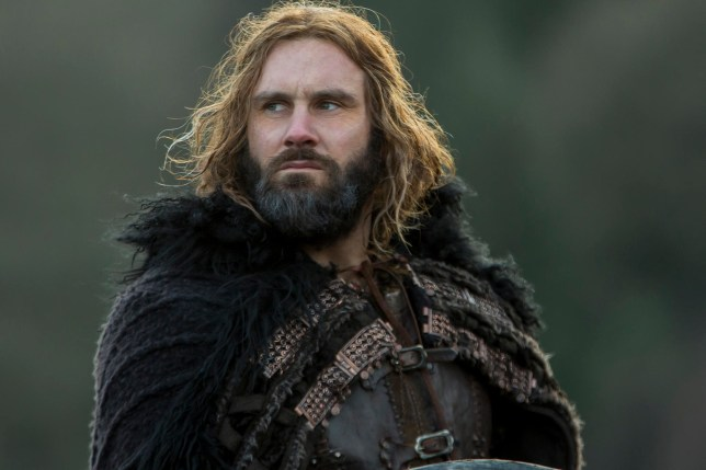 Clive Standen as Rollo in Vikings (Picture: History)