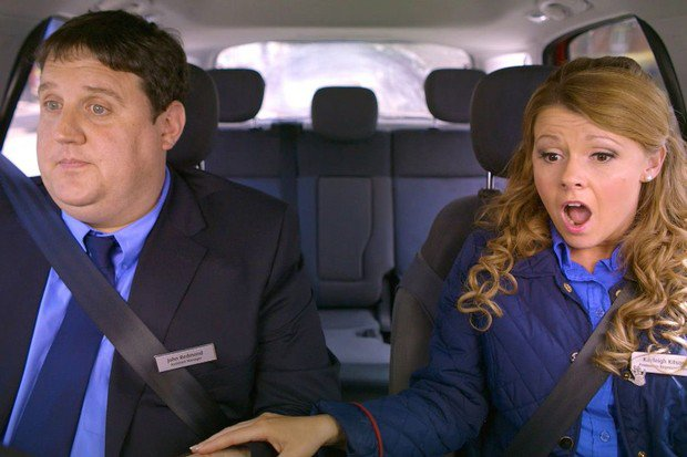 Peter Kay to make new TV show BBC
