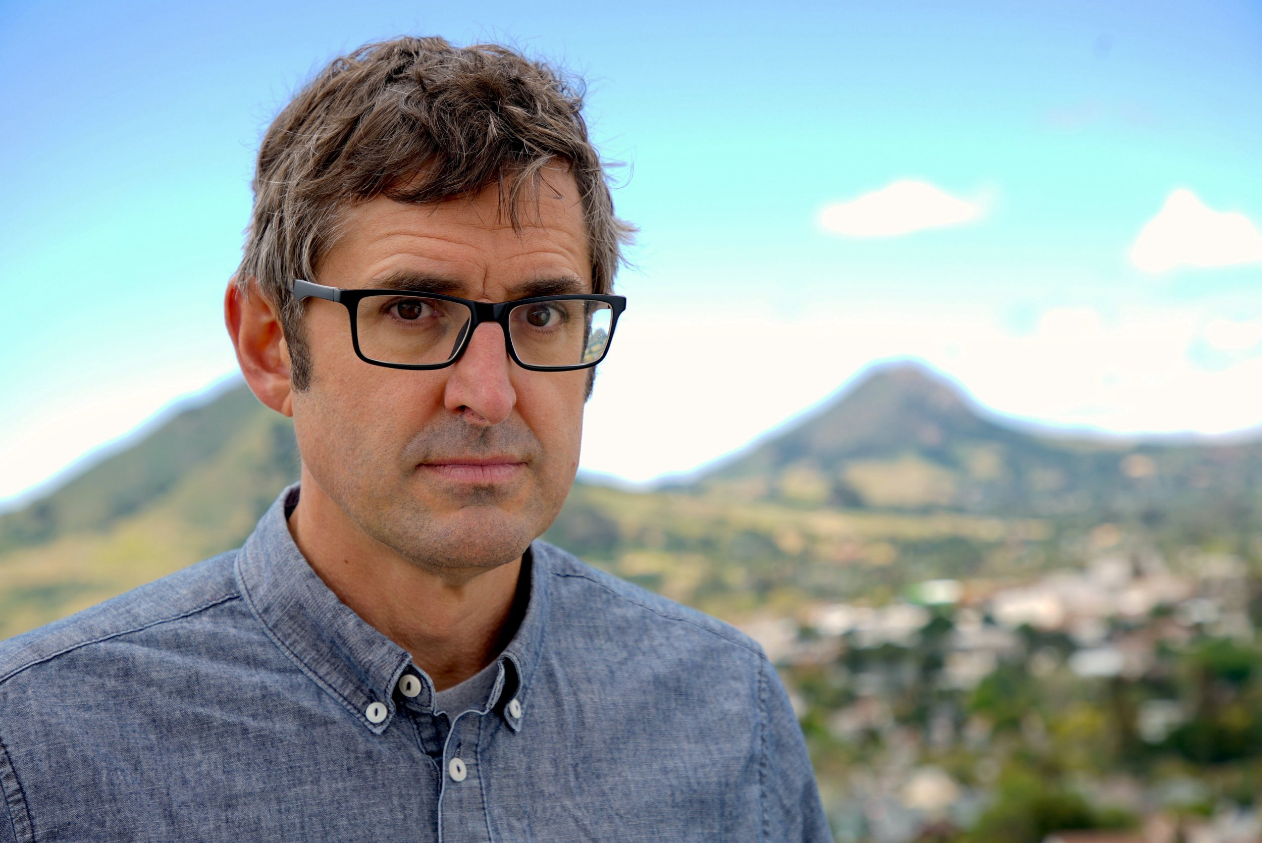 Louis Theroux's Twitter is hacked by cyber sleuths to show ease of accessing information
