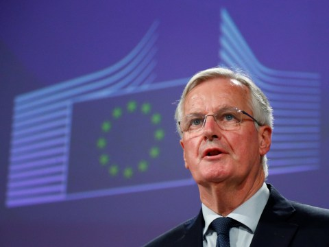 EU's Michel Barnier says May's draft is 'decisive crucial step' for Brexit