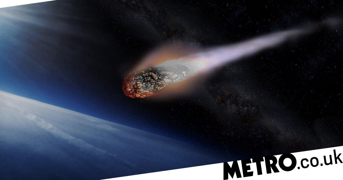 Nasa reveals truth about risk of a huge asteroid hitting