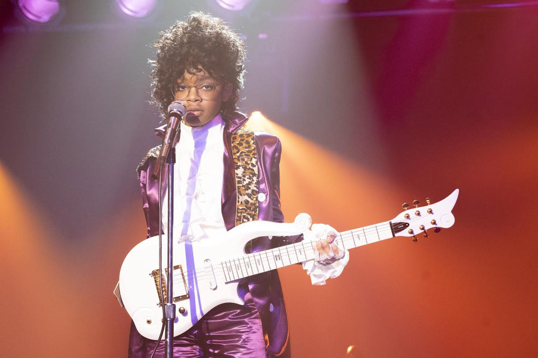 The Prince tribute episode of Black-ish gave everyone the feels