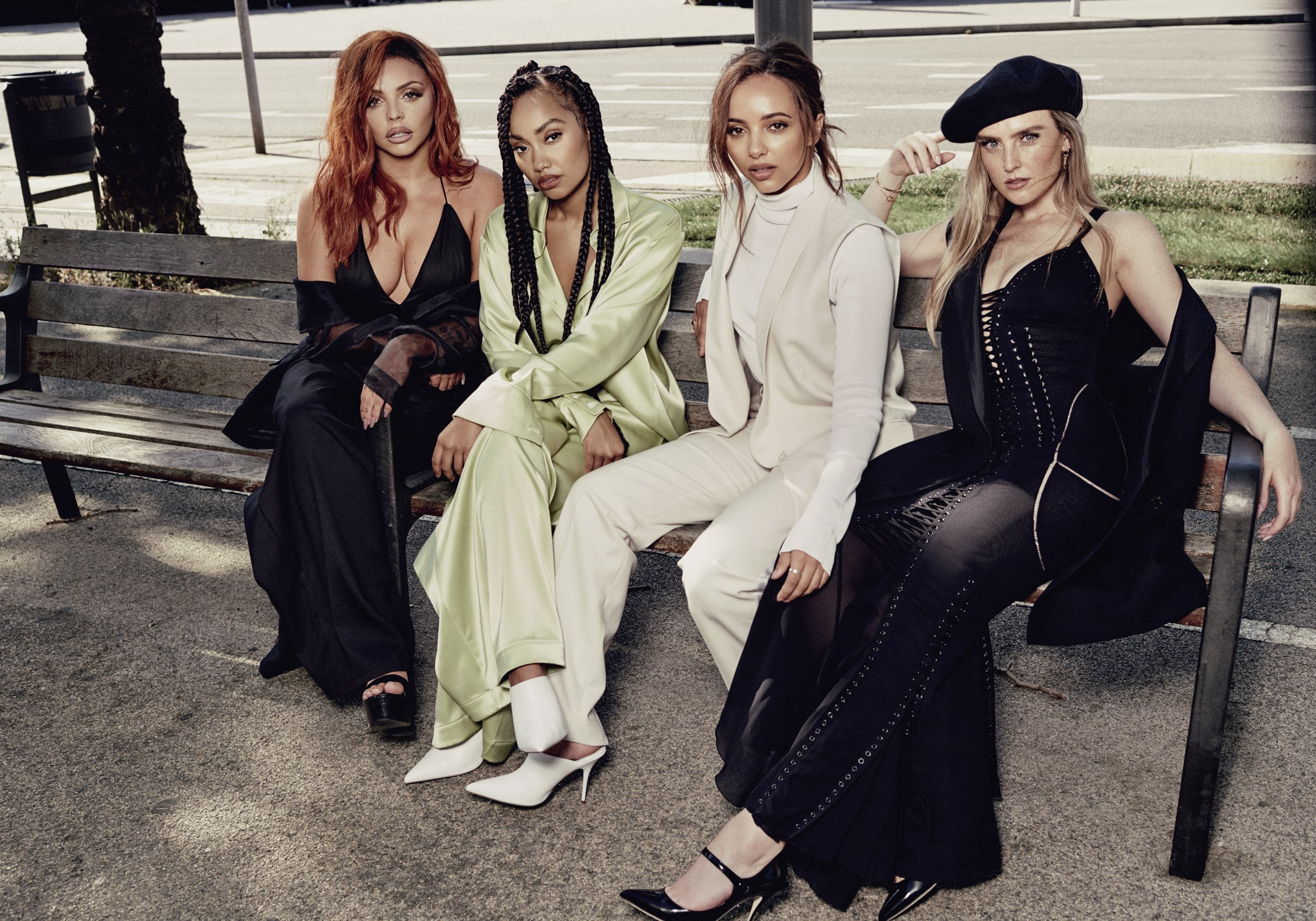 Little Mix supplied by Simon Jones PR