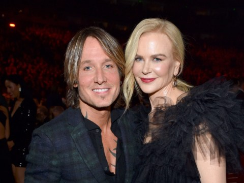 Nicole Kidman is one proud wife as Keith Urban wins big at Country Music Association Awards