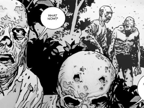 Why have The Walking Dead comics come to an end in issue 193?