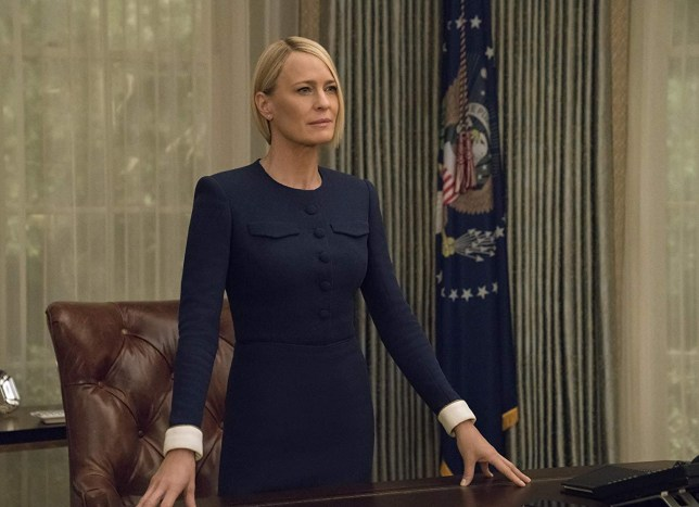 House of Cards costumes: Details you missed Credit: Netflix