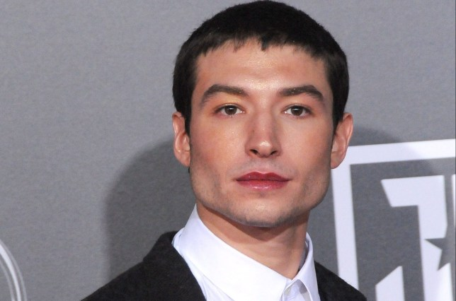 HOLLYWOOD, CA - NOVEMBER 13: Actor Ezra Miller attends the premiere of Warner Bros. Pictures' 'Justice League' at Dolby Theatre on November 13, 2017 in Hollywood, California. (Photo by Barry King/Getty Images)