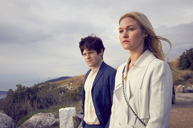 Picture: SKY Riviera season 2: Julia Stiles give first update of ramifications from that cliffhanger
