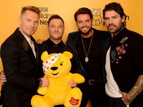 How much did Children In Need 2018 raise and what is the total since it began?