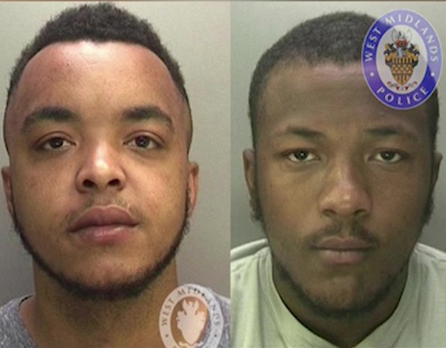 Man attacked US tourist while he was on night out in Birmingham Picture; West Midlands Police METROGRAB
