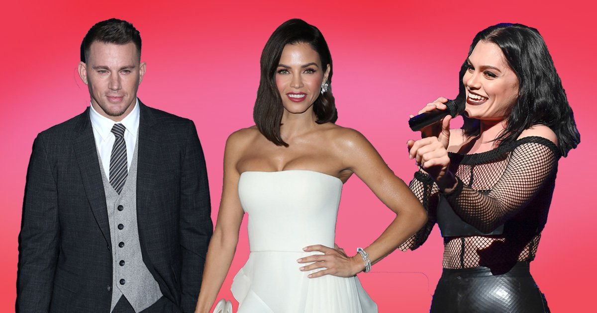 Jenna Dewan says she has 'nothing but respect' for Jessie J and it's too sweet