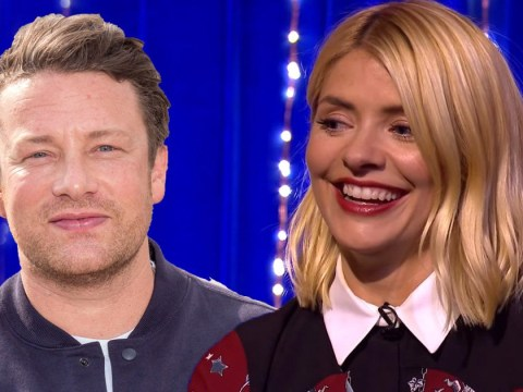 Holly Willoughby manages to 'offend' Jamie Oliver as Send To All backfires