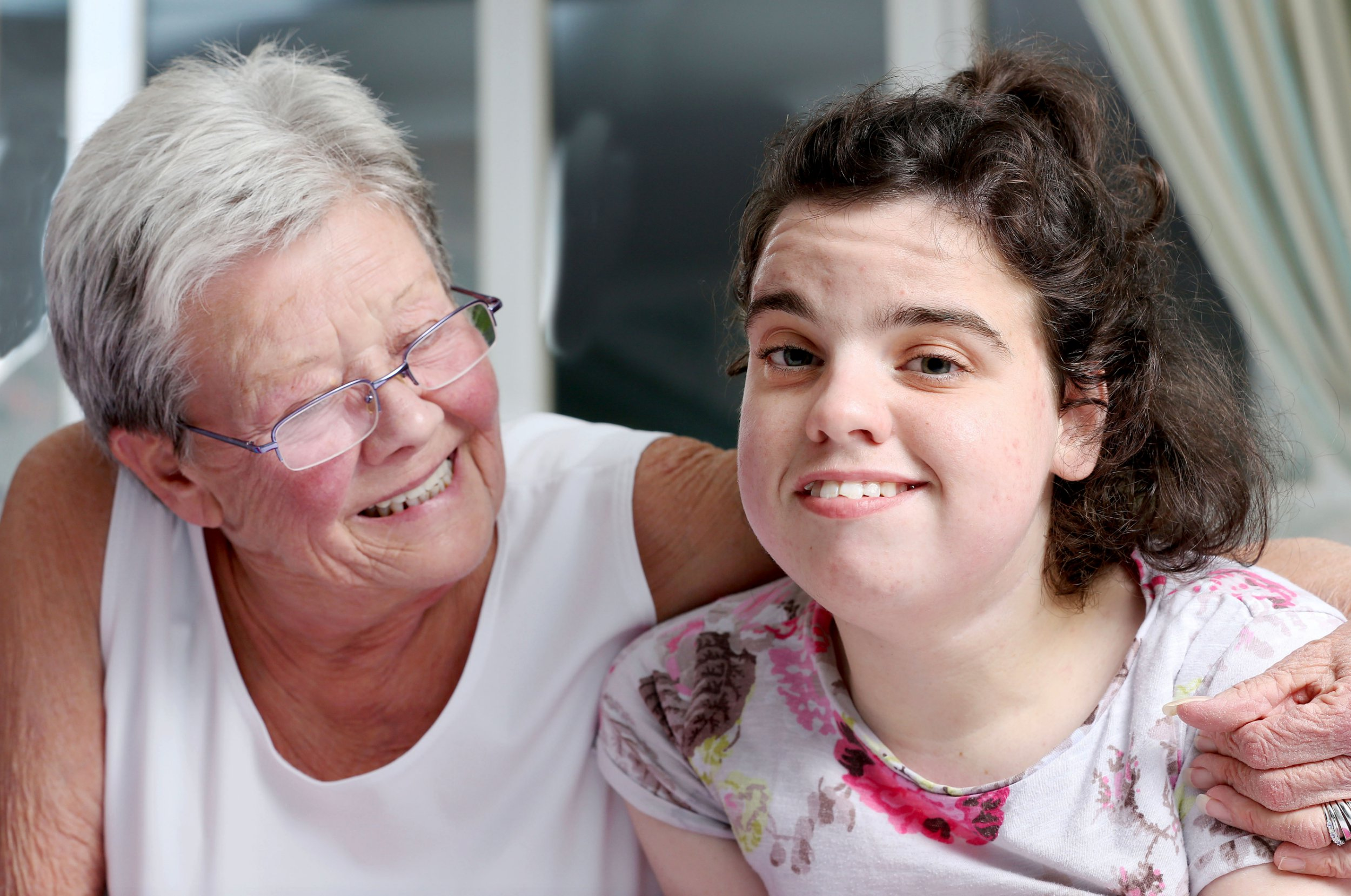 Severely disabled girl, 19, and grandmother could lose home due to benefit cuts