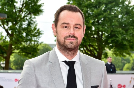 Mandatory Credit: Photo by Joanne Davidson/REX/Shutterstock (8820831gb) Danny Dyer Virgin TV British Academy Television Awards Arrivals, London, UK - 14 May 2017