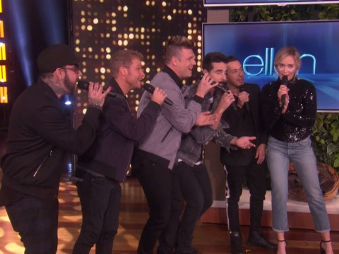 Emily Blunt sings I Want It That Way with Backstreet Boys and gives us 90s nostalgia feels