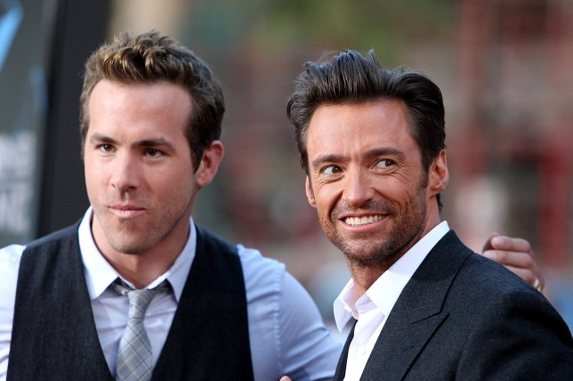 Ryan Reynolds manages to expertly troll Hugh Jackman while also melting our hearts