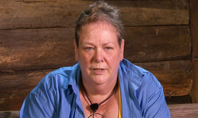 STRICT EMBARGO - NOT TO BE USED BEFORE 22:30 GMT, 19 NOV 2018 - EDITORIAL USE ONLY Mandatory Credit: Photo by ITV/REX (9984039al) Pre-Trial - Anne Hegerty 'I'm a Celebrity... Get Me Out of Here!' TV Show, Series 18, Australia - 19 Nov 2018