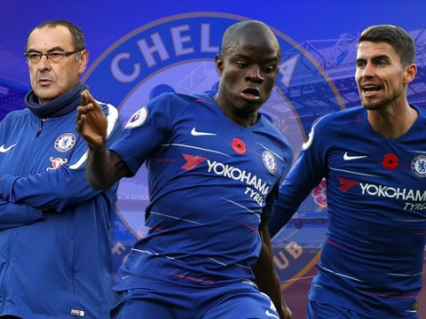Why N'Golo Kante is a square peg in a round hole in Maurizio Sarri's Chelsea system