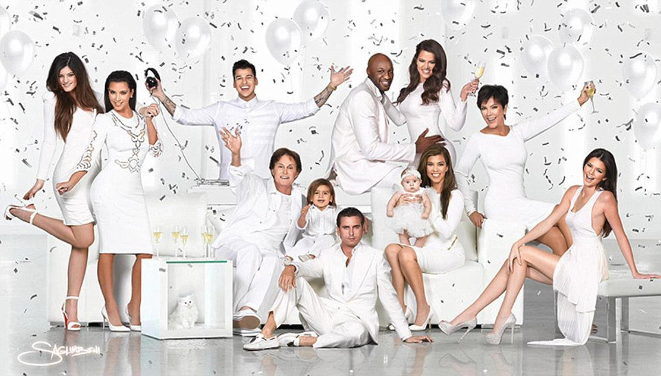 Khloe Kardashian gives us whiplash as she says there will be a famous family Christmas card