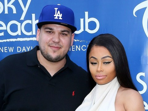Blac Chyna challenging Rob Kardashian after he admits to 'enjoying being scratched by females'
