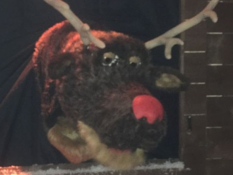 Reindeer starts singing 'Frosty the Pervert' after being tampered with in shopping centre