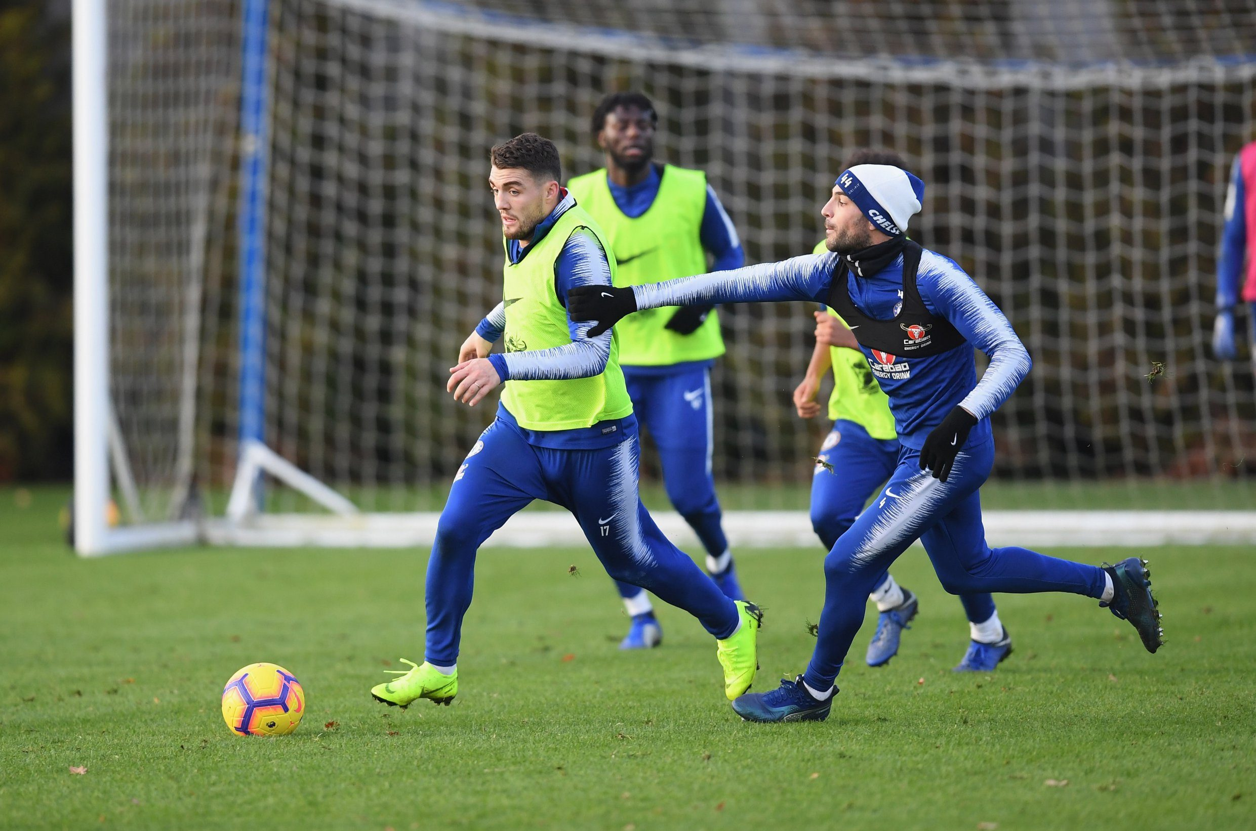 Mateo Kovacic hands Chelsea major injury boost for Tottenham game