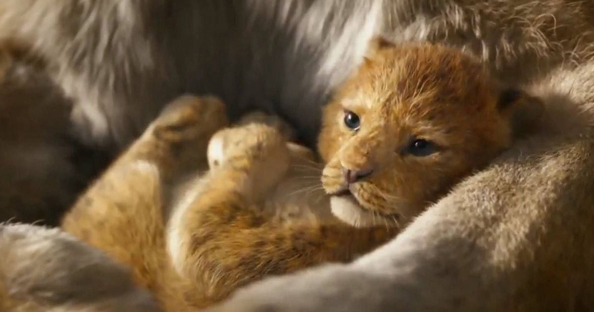 LION KING TRAILER Disney