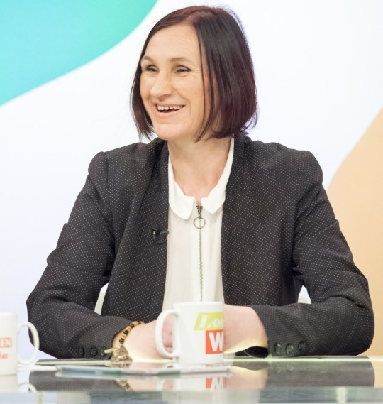 Editorial use only Mandatory Credit: Photo by Ken McKay/ITV/REX/Shutterstock (9351000ah) Heidi Hepworth 'Loose Women' TV show, London, UK - 01 Feb 2018 Guest chat: Heidi Hepworth - 'I left my family for a toyboy lover in Gambia' After being with her partner for 23 years, and despite being the mother to nine children, last year Heidi Hepworth abandoned her life and fled to Gambia for a month to meet a man she met on Facebook. She says she is in love and marriage could be on the cards. Now she is back in the UK, but is determined to go back and see her new love again. The story made it into many of the papers, so she is here to give the truth behind the headlines...