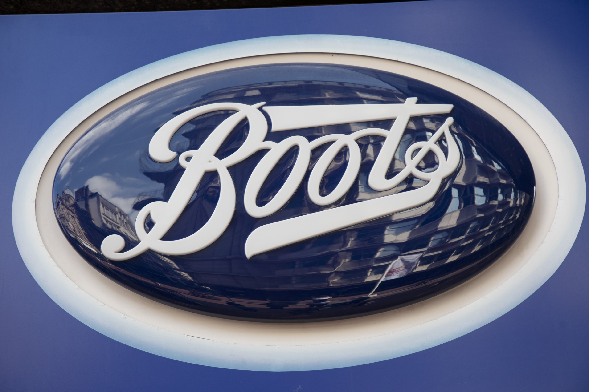 the boots store logo