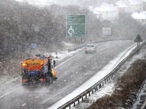 Britain stockpiles 1,400,000 tonnes of salt for return of Beast from the East