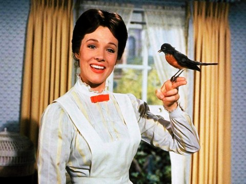 When did the original Mary Poppins come out and who was in the cast?