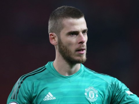 Manchester United activate David de Gea one-year contract option