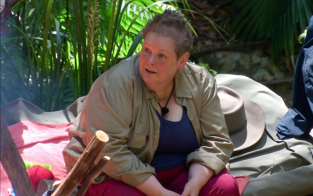STRICT EMBARGO - NOT TO BE USED BEFORE 22:30 GMT, 25 NOV 2018 - EDITORIAL USE ONLY Mandatory Credit: Photo by ITV/REX (9991957fu) New Camp Leader - Anne Hegerty 'I'm a Celebrity... Get Me Out of Here!' TV Show, Series 18, Australia - 25 Nov 2018